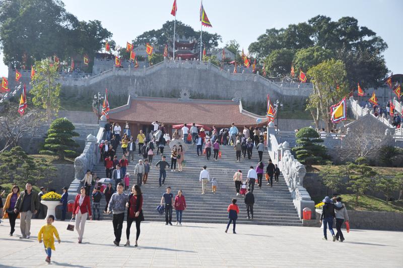 Đền Cửa Ông Quảng Ninh